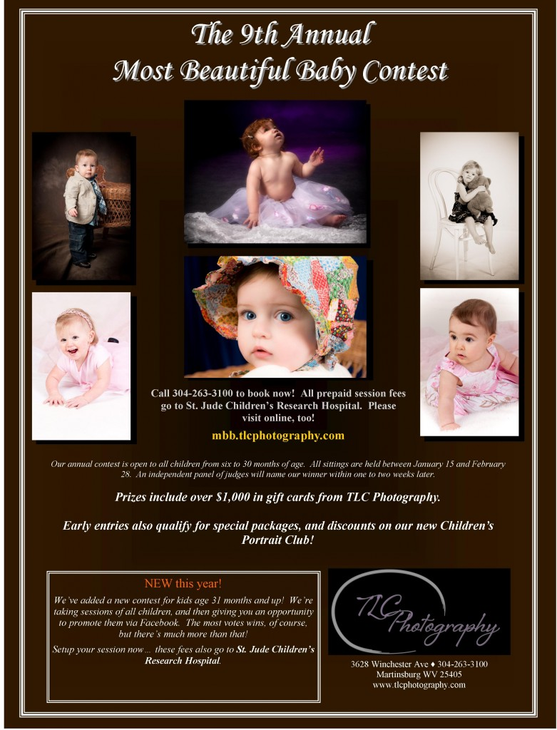 Most Beautiful Baby Contest at TLC Photography