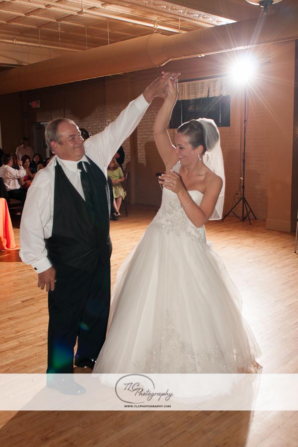 Dad's last dance