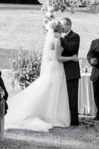 Beautiful wedding at the Purple Iris