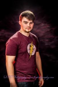 senior portraits at tlc photography