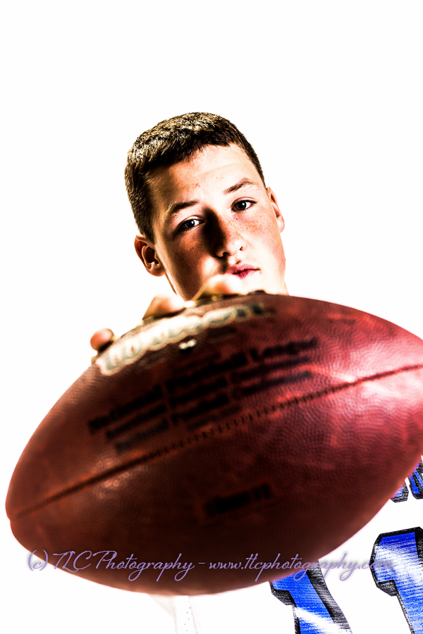 Football picture for Andrew Violet