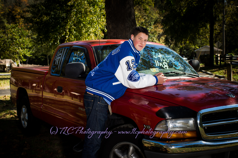 Truck picture for Boonsboro High
