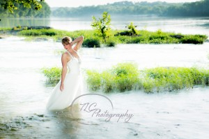 Trash The Dress, Shenandoah River