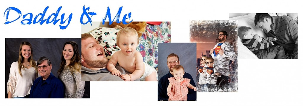 Daddy & Me mini-sessions are here!