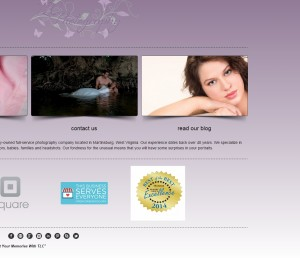 A sneak peek at TLC Photography's new website